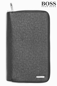 Boss Hugo Boss Black Signature Collection Travel Wallet