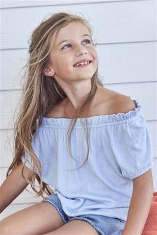 Crinkle Top (3-16yrs)