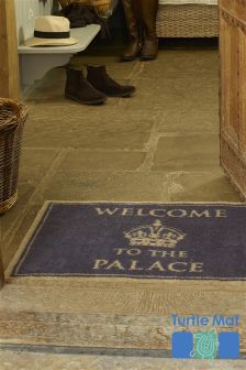 Turtle Mats Dirt Trapper Historic Palace Doormat