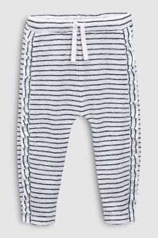 Textured Stripe Joggers (3mths-6yrs)