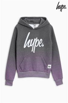 Hype. Printed Fade Hoody