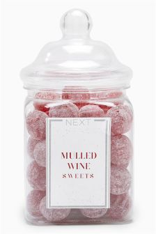 Mulled Wine Boiled Sweets