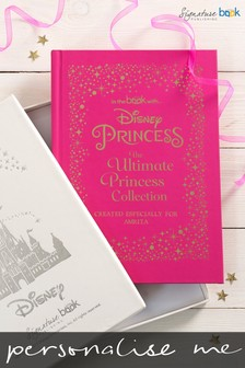 Personalised Disney Princess Story Collection By Signature Book Publishing