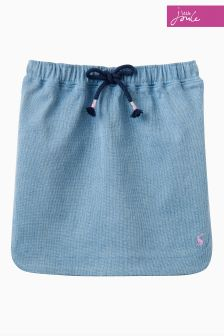 Joules Denim Geri Skirt