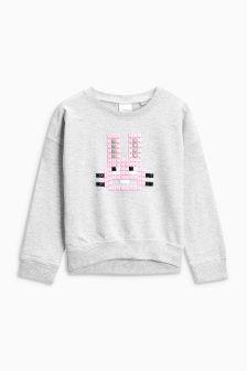 Bunny Bead Sweater (3-16yrs)
