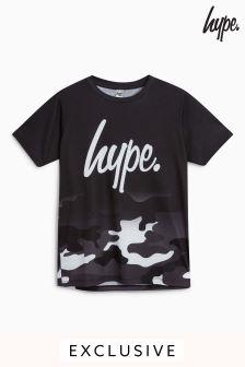 Hype. Mono Camo Fade T-Shirt