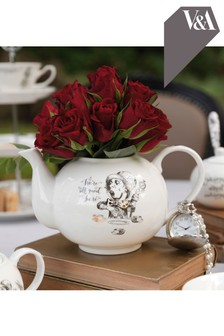 V & A Alice In Wonderland Teapot