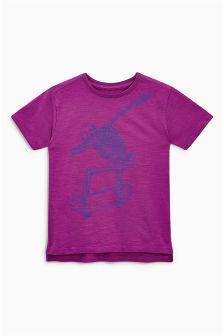 Dab Skeleton T-Shirt (3-16yrs)