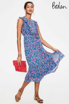 Boden Blue Elise Dress