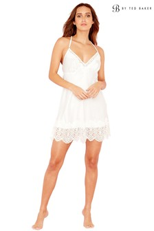 B by Ted Baker Ivory Tie The Knot Bridal Chemise