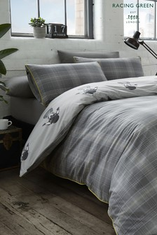 Racing Green Danby Bed Set