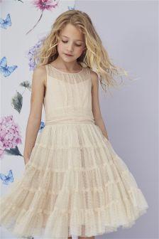 Tulle Spot Dress (3mths-16yrs)