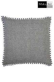 Malini Harris Pom Pom Cushion