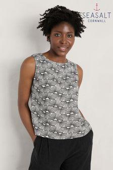 Adrianna Papell Black Plus Dot Tea Length Dress