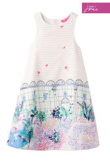 Joules Kew Boarder Trapeze Dress