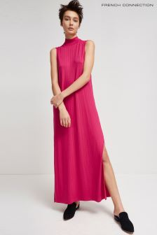French Connection Syros Jersey High Neck Maxi Dress