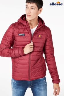 Ellesse Burgundy Padded Jacket