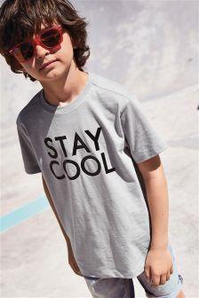 Stay Cool T-Shirt (3-16yrs)