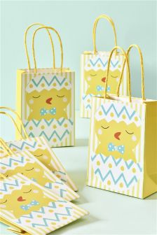 Set of 6 Easter Treat Bags