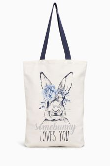 Bunny Shopper Bag