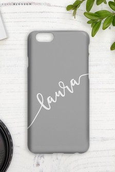 Personalised Scribble Phone Cover By Koko Blossom