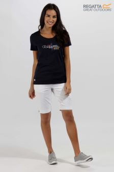 Regatta White Sophilliashort Ii Short
