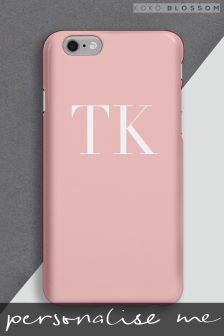 Personalised Initial Phone Cover By Koko Blossom