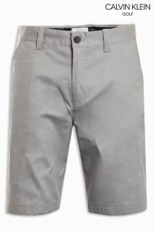 Calvin Klein Golf Silver CK Chino Short
