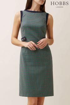 Hobbs Multi Farrah Dress