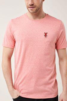 Lobster Badge T-Shirt