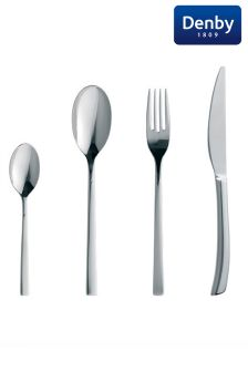 16 Piece Denby Cutlery Set