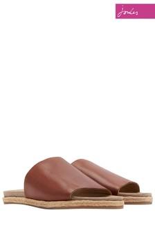 Joules Tan Faraway Sandal