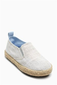 Rope Espadrille Shoes (Younger Boys)