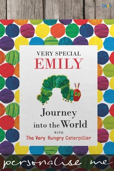 Personalised The Very Hungry Catepillar Book By Signature Book Publishing