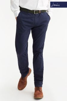 Joules Navy Laundered Chino