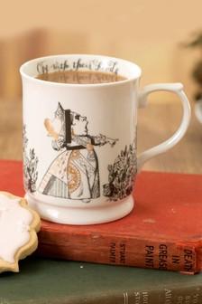 V & A Alice In Wonderland Mug