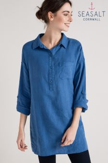 Seasalt Blue Jetty Nicky Berry Shirt