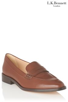 L.K. Bennett Iona Flat Shoe