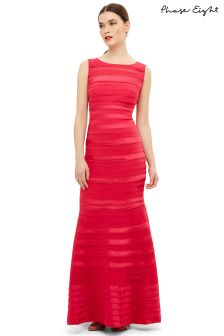 Phase Eight Bright Pink Shannon Dress
