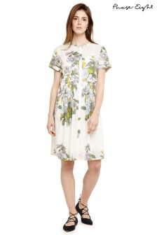 Phase Eight Ivory Multi Samara Floral Dress
