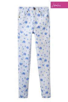 Joules Blue Linet Print Jeans
