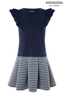 Monsoon Blue Talia Dress