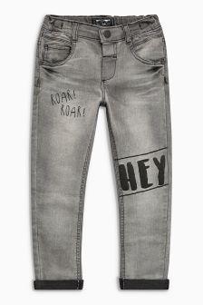 Printed Jeans (3mths-6yrs)