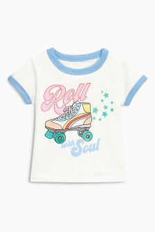 Roll With Soul T-Shirt (3mths-6yrs)
