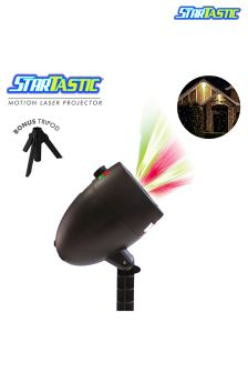 StarTastic Motion Indoor And Outdoor Laser Projector