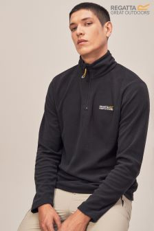 Regatta Black Thompson Fleece