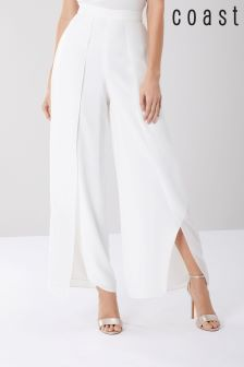 Coast Ivory Amalia Trousers