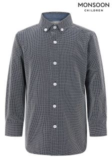 Monsoon Navy Lucas Shirt