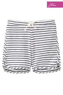 Joules Navy Stripe Kittiwake Jersey Short