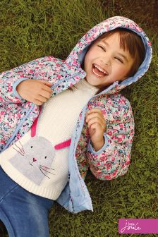Joules Bunny Character Jumper